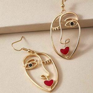 Jewelry - Face Earrings